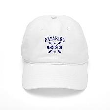 Kayaking Chick Baseball Cap