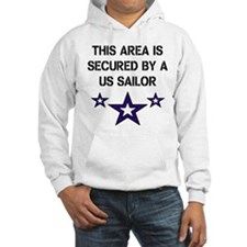 AREA SECURED US SAILOR Hoodie
