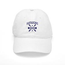 Kayaking Mom Baseball Cap