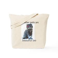 Shelter Pets Tote Bag
