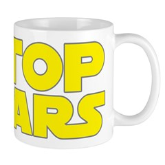 Stop Wars Mug