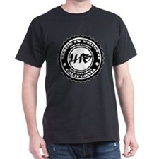Made in Frisco - Black T-Shirt