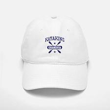 Kayaking Grandma Baseball Baseball Cap