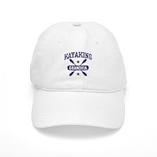 Kayaking Grandma Baseball Cap