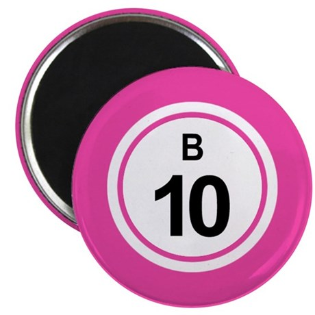 b10 BUTTON 2.5 Magnets