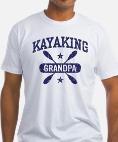 Kayaking Grandpa Shirt