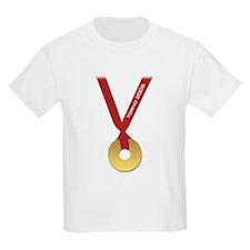 Funny Torino 2006 Olympics Go Kids T-Shirt