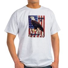 Made in America, Bald Eagle T-Shirt