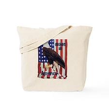 Made in America, Bald Eagle Tote Bag
