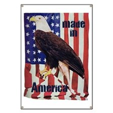 Made in America, Bald Eagle Banner