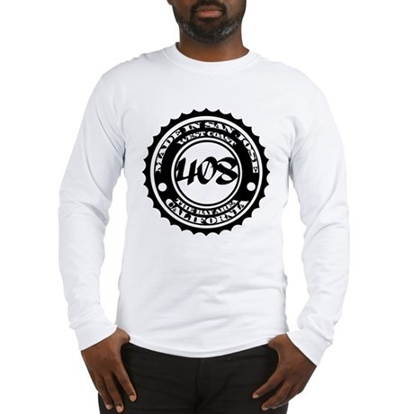 Made in San Jose - Long Sleeve T-Shirt