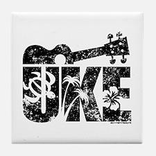 The Uke Tile Coaster