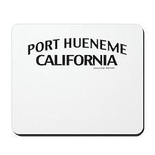 Port Hueneme Mousepad