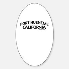 Port Hueneme Decal