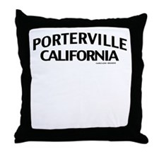 Porterville Throw Pillow