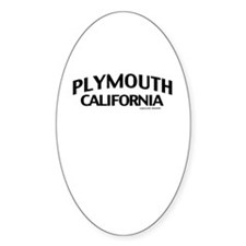 Plymouth Decal
