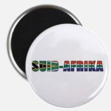 South Africa (Afrikaans) Magnet