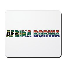 South Africa (Sotho) Mousepad