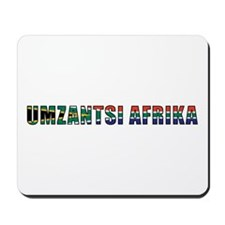 South Africa (Xhosa) Mousepad