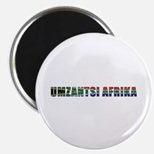 South Africa (Xhosa) Magnet