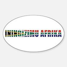 South Africa (Zulu) Decal