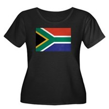 South Africa Flag T