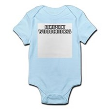 Respect Woodchucks Infant Bodysuit