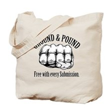 Ground & Pound MMA Glove Tote Bag