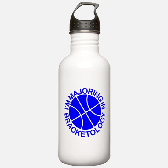 Bracketology Water Bottle