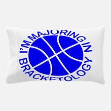 Bracketology Pillow Case