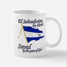 El salvadorain by birth Mug