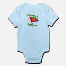 Eritrean by birth Infant Bodysuit