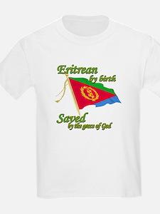 Eritrean by birth T-Shirt