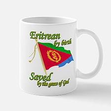 Eritrean by birth Mug