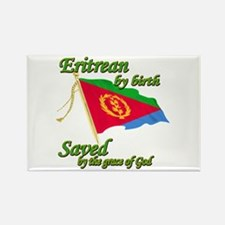 Eritrean by birth Rectangle Magnet