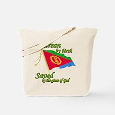 Eritrean by birth Tote Bag
