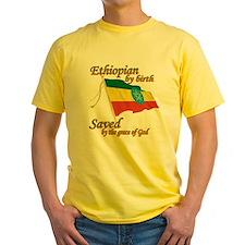 Ethiopian by birth T