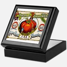 Funny Fruit crate Keepsake Box