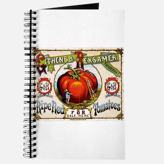 Unique Tomato Journal