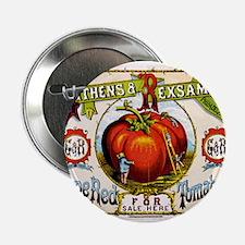 "Cute Tomato 2.25"" Button (10 pack)"