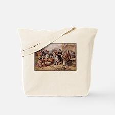 Unique Pilgrims Tote Bag