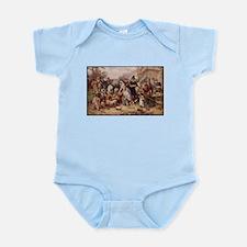 Unique Indians vintage Infant Bodysuit