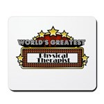 World's Greatest Physical The Mousepad