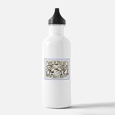 Unique No bread Water Bottle
