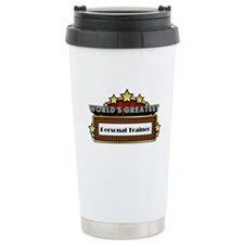 World's Greatest Personal Tra Travel Mug