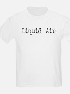 Liquid Air Kids T-Shirt