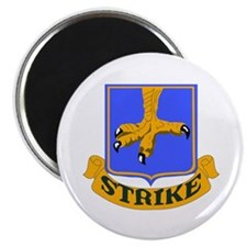 DUI - 2nd Bn - 502nd Infantry Regt Magnet