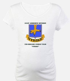 DUI - 2nd BCT - Strike with Text Shirt