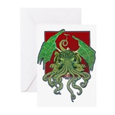 Octolove Greeting Cards (Pk of 10)