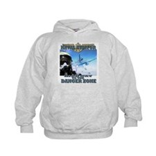 Highway to the Danger Zone Hoodie